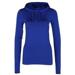 Nike Performance Bluzka z długim rękawem deep royal blue