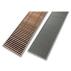 Kratka zwijana Vasco (KZ) szerokość 28 cm, długość 160 cm - aluminium KZ-160/28/ANA