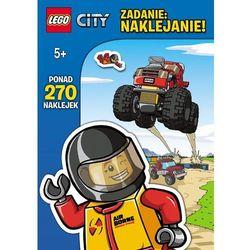 Lego City zadanie naklejanie (opr. miękka)