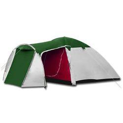 Acamper namiot Monsun 4 green/silver - Gwarancja terminu lub 50 zł! - Bezpłatny odbiór osobisty: Wrocław, Warszawa, Katowice, Kraków