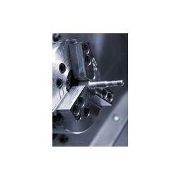 Foto naklejka samoprzylepna 100 x 100 cm - Zamocowaniem śruby w kasecie tokarki
