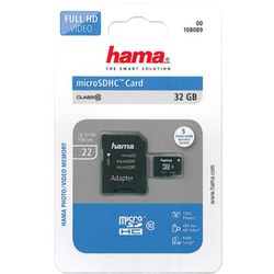Karta pamięci HAMA microSD 32GB