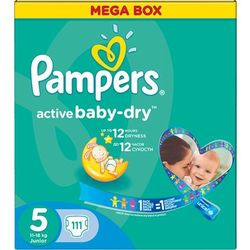 Pampers Active Baby Mega Box Junior