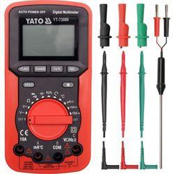 YATO Miernik cyfrowy, kolejność faz L1 L2 L3 (YT-73086)