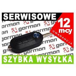 KLUCZYK PILOT OBUDOWA FIAT 500 NOWY MODEL SCYZORYK