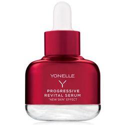 Yonelle - Progressive Revital Serum - Progresywne serum rewitalizujące - 30 ml - DOSTAWA GRATIS! Kupując ten produkt otrzymujesz darmową dostawę !