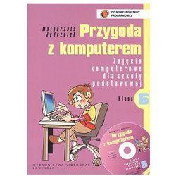 Informatyka Przygoda z komputerem SP kl.6 podręcznik + CD - Małgorzata Jędrzejek - Dostawa Gratis, szczegóły zobacz w sklepie