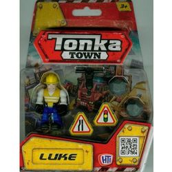 Tonka Town Luke Figurka 6 cm z akcesoriami