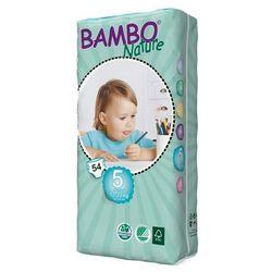 - BAMBO NATURE - Pieluchy Jednorazowe 5 Junior 12-22kg
