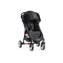 Wózek spacerowy City Mini Single 4W Baby Jogger + GRATIS (black/gray)
