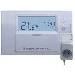Programowany, bezprzewodowy, regulator temperatury Euroster 2026 TXRXG