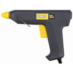 Pistolet klejowy Topex