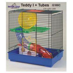 Inter-Zoo klatka dla chomika Teddy I z tunelem