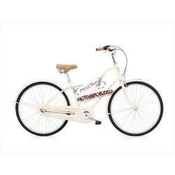 Rower ELECTRA 28 AMSTERDAM 3 biegi kremowy