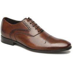 promocje - 20% Buty sznurowane Marvin&Co Nicorvina Męskie Brązowe 100 dni na zwrot lub wymianę