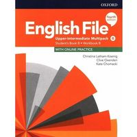 English File Upper Intermediate Multipack B with Student Resource Centre Pack (4th) (opr. broszurowa)