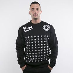 Mass Denim bluza Emblem black BLAKK