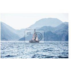 Fototapeta Piękny krajobraz morski