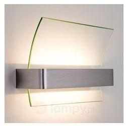 Stylowa lampa ścienna LED Malin