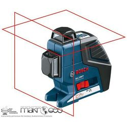 GLL 2-80 P Professional + BS 150 BOSCH Laser płaszczyznowy