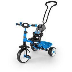 Milly Mally, Boby 2015, rowerek, niebieski Darmowa dostawa do sklepów SMYK