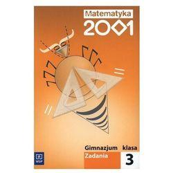Matematyka 2001. zadania gimnazjum klasa 3