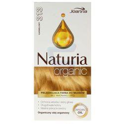 Joanna Naturia Organic Farba do włosów bez amoniaku Karmel nr 313