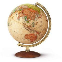 Antiqus globus podświetlany stylizowany, kula 30 cm Nova Rico