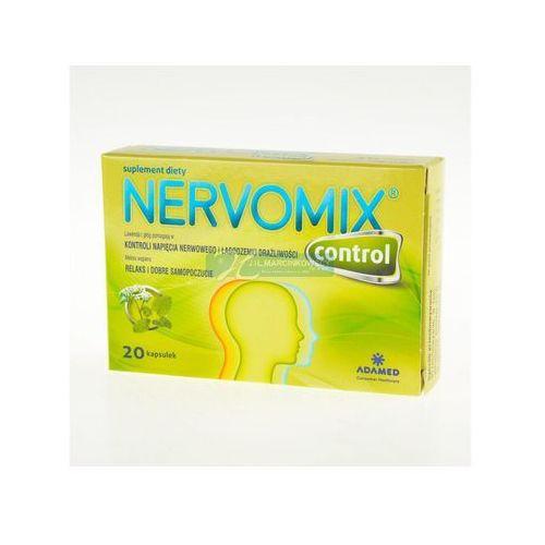 Nervomix Control x 20 kaps.