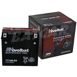 Akumulator Motocyklowy Novelbat YT14B-BS 12V 11.5Ah 135A (EN)