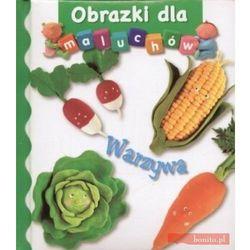 Warzywa Obrazki dla maluchów (opr. kartonowa)