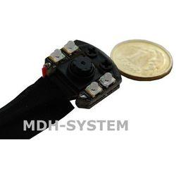 Mini kamera IP Wi-Fi do ukrycia, DZIEŃ NOC, wbudowane 4 diody IR, 1920x1080, 4 GB, MINI WI-FI Camera, P2P, akumulator 3000 mAh