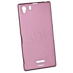 Krusell Sony Xperia Z1 ColoCover Pink