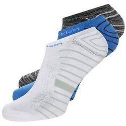Calvin Klein Underwear 3 PACK Skarpety french blue/black/grey heather/white