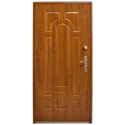 Drzwi wejściowe Monaco 80 lewe Evolution Doors