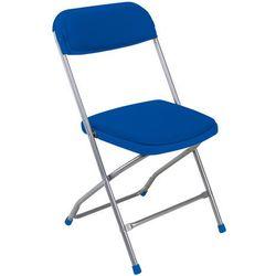 Krzesło składane POLYFOLD plus alu