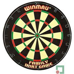 Dart - Tarcza WINMAU FAMILY na ostre rzutki