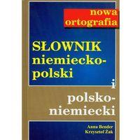 Słownik Niemiecko-Polski i Polsko-Niemiecki (opr. twarda)