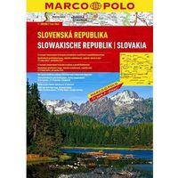 Słowacja 1:200000 (opr. miękka)