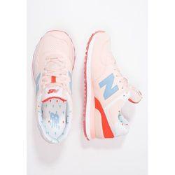 New Balance WL574 Tenisówki i Trampki shell pink/coral glow