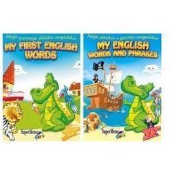 My First English Words + My English Words and Phrases. Zestaw Kursów Języka Angielskiego dla Dzieci na CD