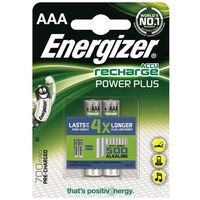 Akumulatorki ENERGIZER Power Plus AAA 700mAh 2szt.