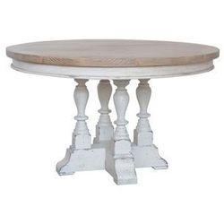 Prowansalski Stół okrągły D724
