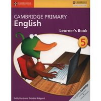 Cambridge Primary Stage 5 Learners Book (opr. miękka)