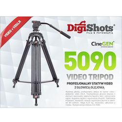 Statyw do kamer video, model CG-5090