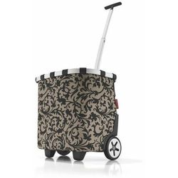 Wózek na zakupy Reisenthel Carrycruiser 40l, baroque taupe