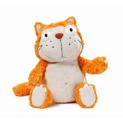 Nici, maskotka, kot, pomarańczowy, 35 cm Darmowa dostawa do sklepów SMYK