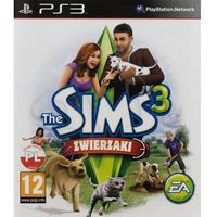 The Sims 3 Zwierzaki (PS3)