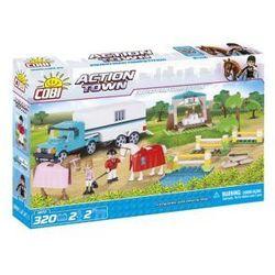 Cobi Klocki Action Town Farma 320 elementów