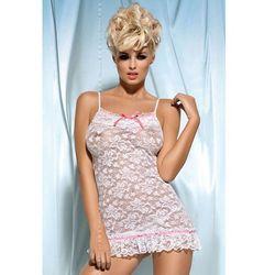 Bielizna erotyczna Obsessive Curacao koszulka i stringi
